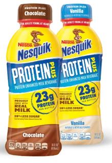 Nesquik proteine