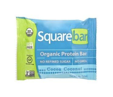Square bar