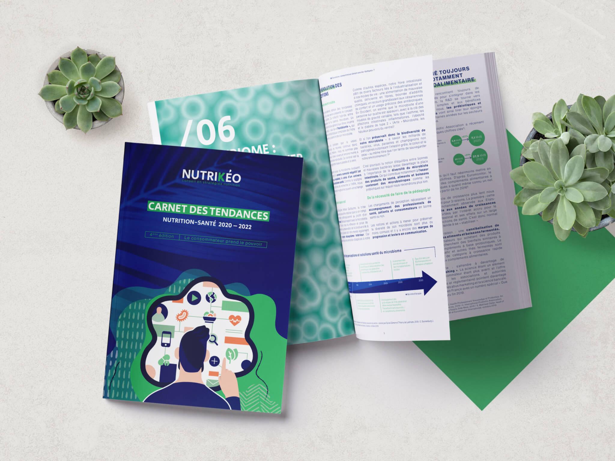 carnet des tendances nutrition-santé 2020