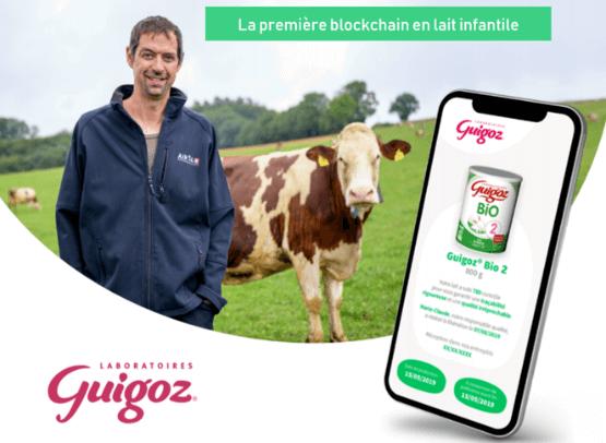 Nestlé et Carrefour inaugurent la blockchain en nutrition infantile
