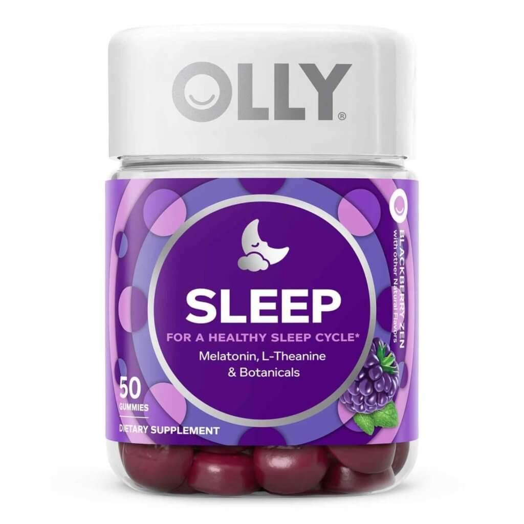 Unilever acquiert Olly Nutrition